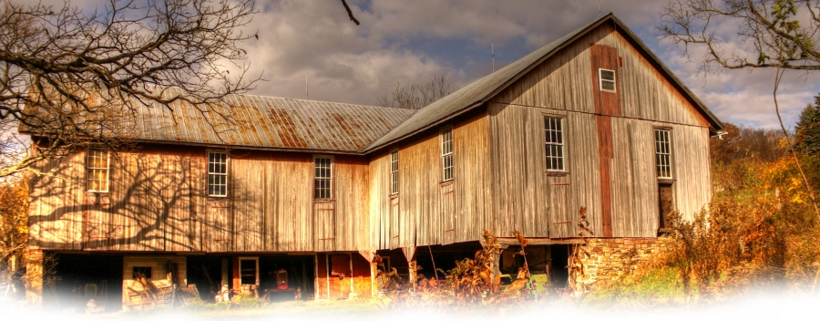 Old Barn, Pine Grove, Pennsylvania